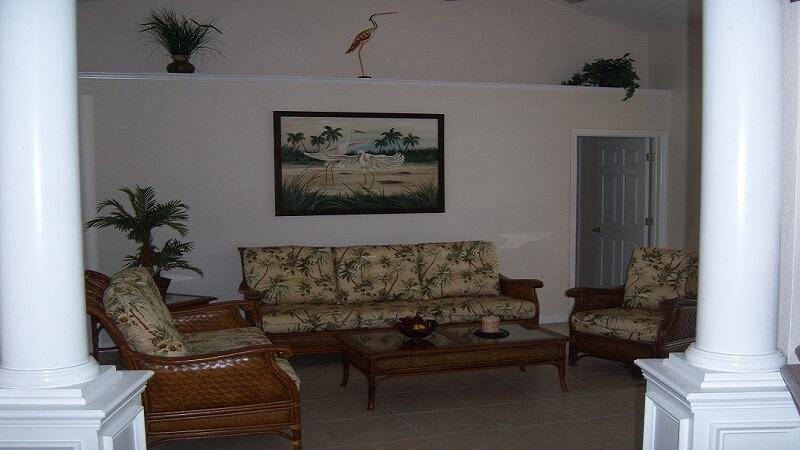 Villa Tatjana Rotonda, Florida - Willkommen